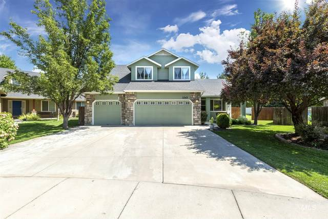 1243 W Great Basin Dr., Meridian, ID 83646 (MLS #98788222) :: Juniper Realty Group