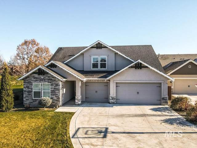 4056 W Bavaria St, Eagle, ID 83616 (MLS #98788225) :: Boise Home Pros