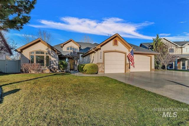 2326 E Garber Drive, Meridian, ID 83642 (MLS #98788241) :: Juniper Realty Group