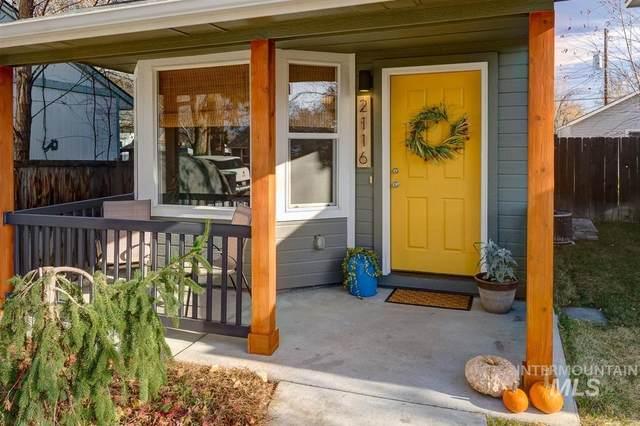2116 S Kerr, Boise, ID 83705 (MLS #98788255) :: Boise River Realty