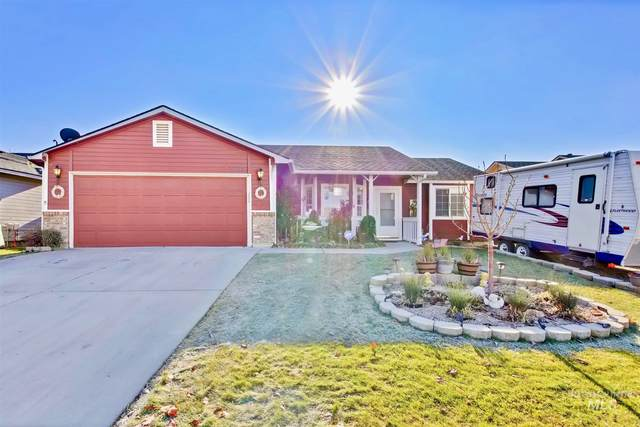 11493 W Azure Dr, Boise, ID 83713 (MLS #98788279) :: Epic Realty