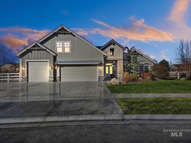 3692 W Gold Fork Drive, Eagle, ID 83616 (MLS #98788288) :: Epic Realty