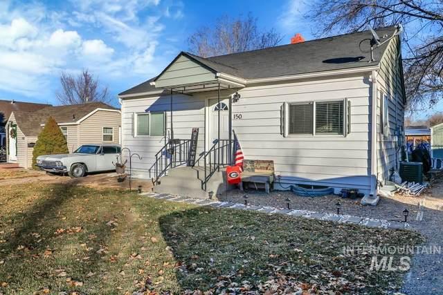 150 Monroe Street, Twin Falls, ID 83301 (MLS #98788322) :: Juniper Realty Group