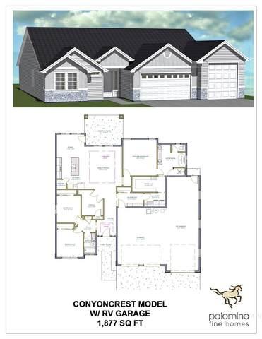 TBD Lot 01 Blk 03 Highlight Sub, Caldwell, ID 83605 (MLS #98788323) :: Build Idaho