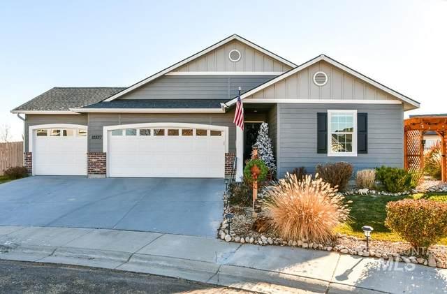 12537 Deerbrush, Nampa, ID 83651 (MLS #98788328) :: Build Idaho