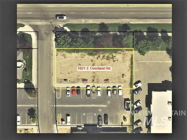 1921 E Overland, Meridian, ID 83642 (MLS #98788496) :: Full Sail Real Estate