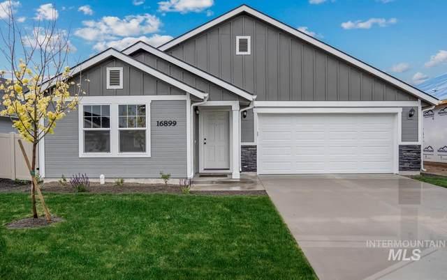 2517 N Rapid Creek Way, Kuna, ID 83634 (MLS #98788499) :: Beasley Realty