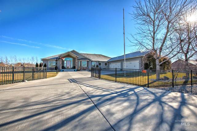 42 S 156 W., Jerome, ID 83338 (MLS #98788552) :: First Service Group