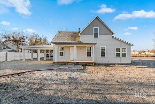 112 & 106 W Belmont Street, Caldwell, ID 83605 (MLS #98788566) :: New View Team