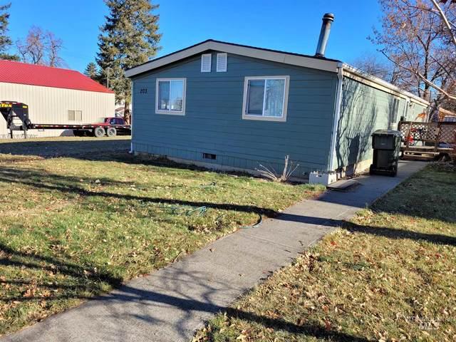 203 N Hall Street, Grangeville, ID 83530 (MLS #98788619) :: Boise River Realty
