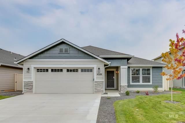 4336 N Maplestone Ave, Meridian, ID 83646 (MLS #98788957) :: Team One Group Real Estate