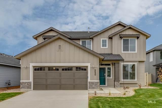1437 N Thistle Dr, Kuna, ID 83634 (MLS #98788986) :: Build Idaho