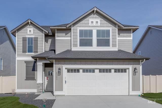 1413 N Thistle Dr, Kuna, ID 83634 (MLS #98789383) :: Build Idaho