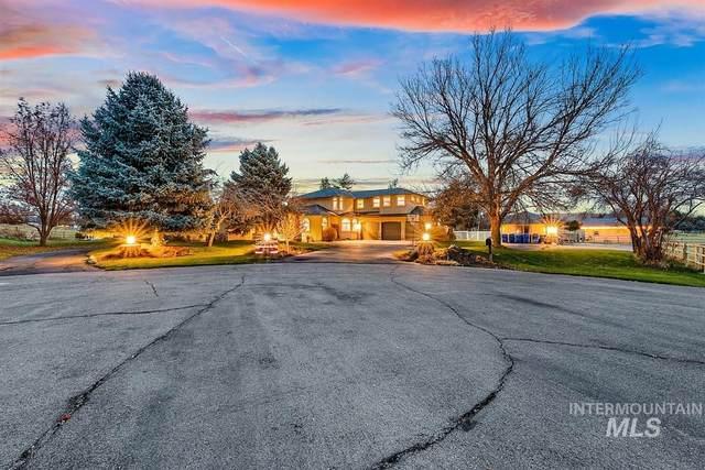 2323 Buckskin Ct, Eagle, ID 83616 (MLS #98789456) :: Jeremy Orton Real Estate Group