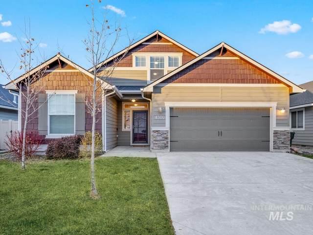 4300 W Peak Cloud, Meridian, ID 83642 (MLS #98789477) :: Michael Ryan Real Estate
