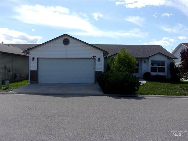 329 N Westminster St, Nampa, ID 83651 (MLS #98789820) :: Hessing Group Real Estate