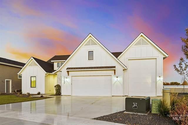 3465 S Grenze Way, Meridian, ID 83642 (MLS #98789867) :: Build Idaho