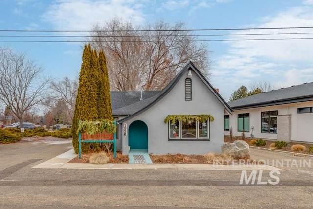 1336 E State St, Eagle, ID 83616 (MLS #98789969) :: Jon Gosche Real Estate, LLC