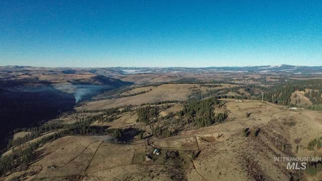 TBD Lightning Creek Rd, Grangeville, ID 83850 (MLS #98789985) :: Team One Group Real Estate