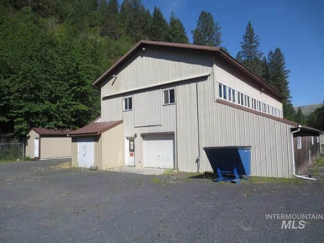 21112 Big Canyon, Peck, ID 83501 (MLS #98790035) :: Michael Ryan Real Estate