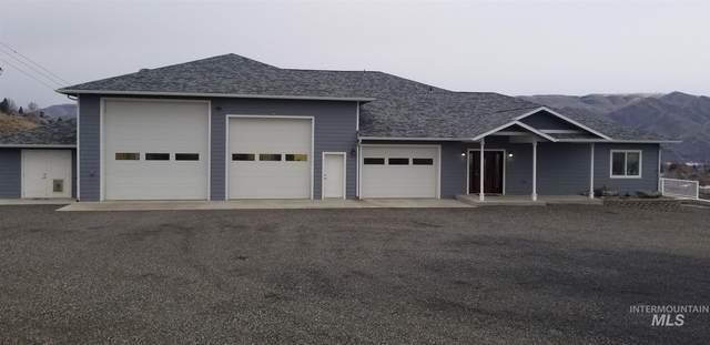 1491 16th Ave, Clarkston, WA 99403 (MLS #98790101) :: Beasley Realty