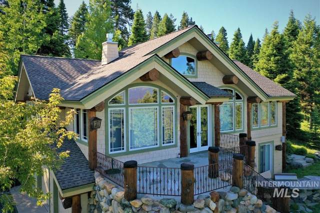 1493 Club Hill Boulevard, Mccall, ID 83638 (MLS #98790153) :: The Bean Team