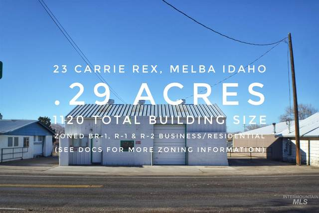 23 Carrie Rex, Melba, ID 83641 (MLS #98790163) :: Hessing Group Real Estate