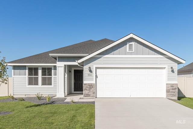 8316 E Conant St, Nampa, ID 83687 (MLS #98790165) :: Bafundi Real Estate