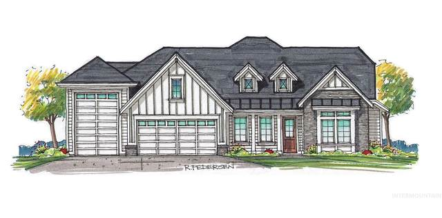 6953 W Biathlon St, Eagle, ID 83616 (MLS #98790233) :: Build Idaho