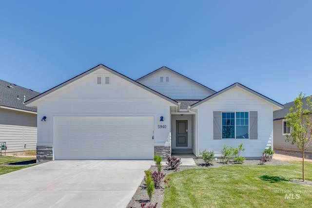 5947 S Nordean Ave, Meridian, ID 83642 (MLS #98790261) :: Michael Ryan Real Estate