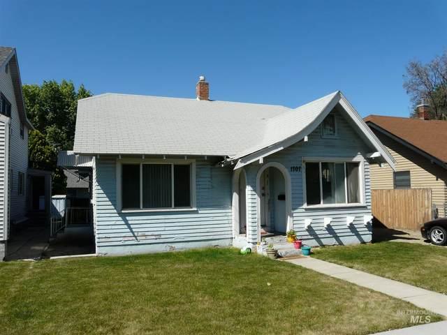 1707 2nd Street S, Nampa, ID 83651 (MLS #98790404) :: Haith Real Estate Team