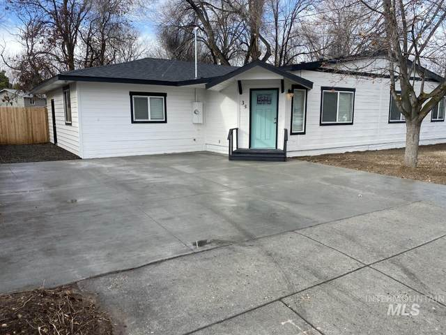 35 N Midland Blvd, Nampa, ID 83651 (MLS #98790417) :: City of Trees Real Estate