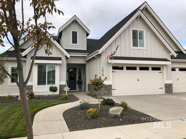 1819 N Highbury Way, Eagle, ID 83616 (MLS #98790456) :: Build Idaho