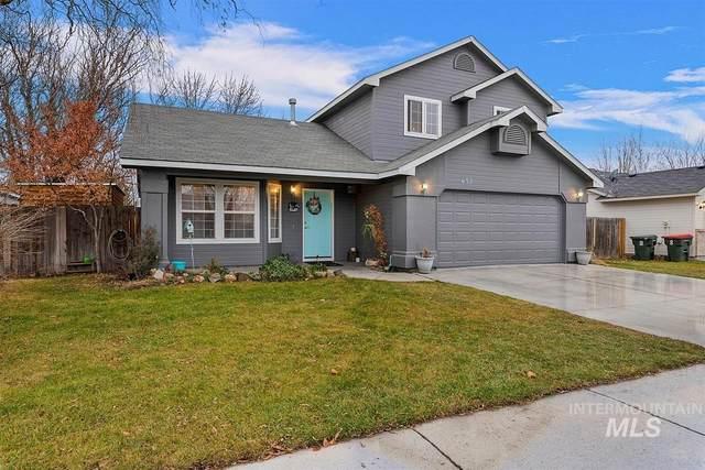 637 E Edgar St., Meridian, ID 83646 (MLS #98790466) :: Hessing Group Real Estate