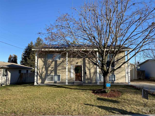 116 S Florence Street, Nampa, ID 83686 (MLS #98790523) :: Hessing Group Real Estate