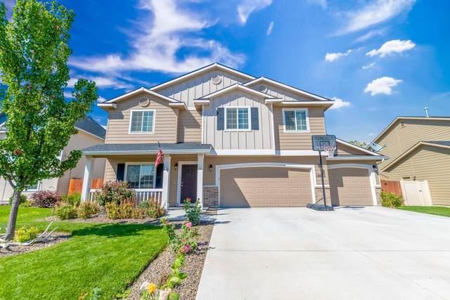 12622 Brownstone St, Nampa, ID 83651 (MLS #98790564) :: Michael Ryan Real Estate
