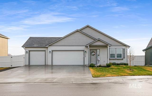112 Cliff Swallow Ave., Caldwell, ID 83605 (MLS #98790565) :: Minegar Gamble Premier Real Estate Services