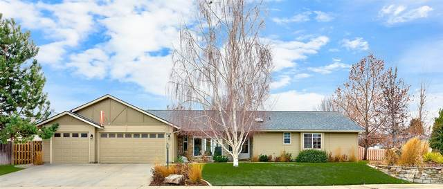 12129 W Clover Meadows Drive, Boise, ID 83713 (MLS #98790610) :: Build Idaho