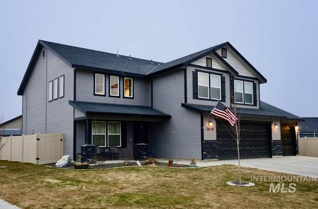 3535 S Cape Coral Ave., Nampa, ID 83686 (MLS #98790611) :: Hessing Group Real Estate