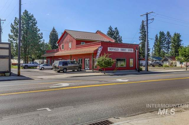 165 Main Street, Donnelly, ID 83615 (MLS #98790655) :: First Service Group