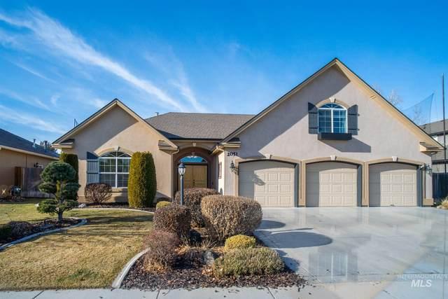 2051 N Aronmink, Meridian, ID 83646 (MLS #98790685) :: Haith Real Estate Team