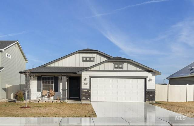 3024 W Pear Apple St, Kuna, ID 83634 (MLS #98790708) :: Team One Group Real Estate