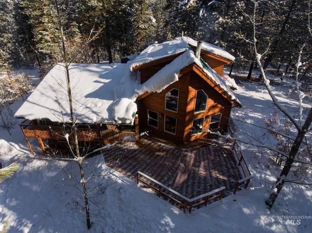 335 Warm Lake Rd, Cascade, ID 83611 (MLS #98790711) :: Boise River Realty