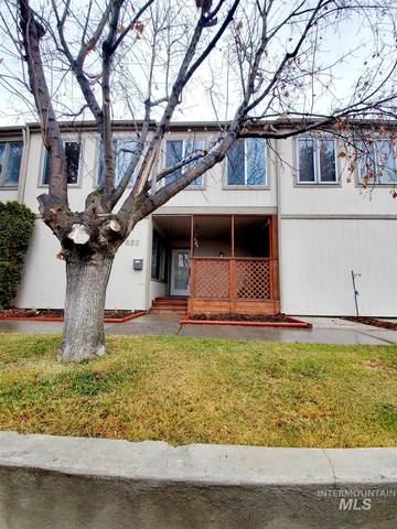 623 Morrison #623, Twin Falls, ID 83301 (MLS #98790768) :: Boise River Realty