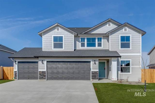 8256 E Conant St, Nampa, ID 83687 (MLS #98790816) :: Bafundi Real Estate