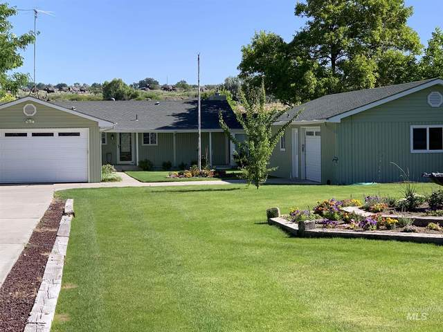 1008 Gridley Dr., Hagerman, ID 83332 (MLS #98790821) :: New View Team