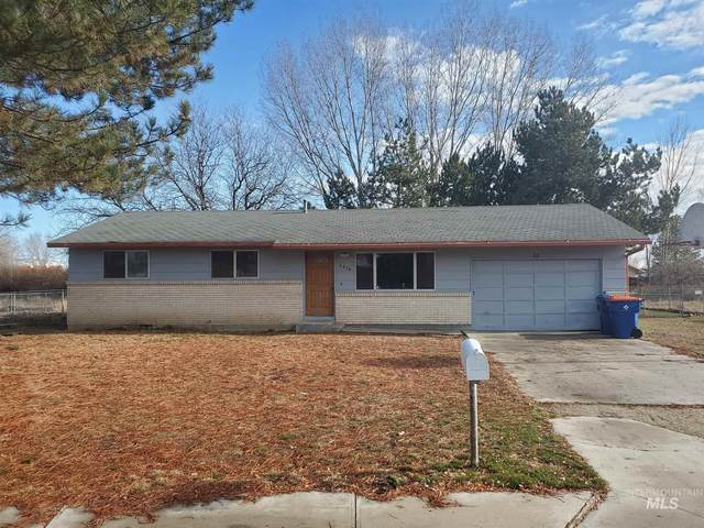 6418 S Santa Ana Ave, Boise, ID 83709 (MLS #98790833) :: Team One Group Real Estate