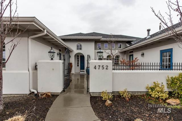 4752 N Arrow Crest Way, Boise, ID 83703 (MLS #98790844) :: Boise River Realty