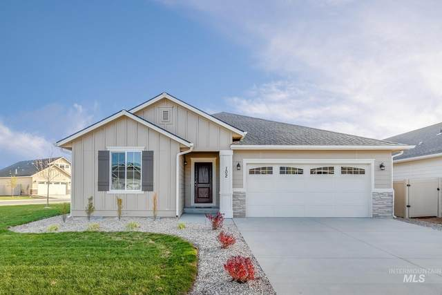 3985 W Balance Rock St, Meridian, ID 83642 (MLS #98790855) :: Full Sail Real Estate