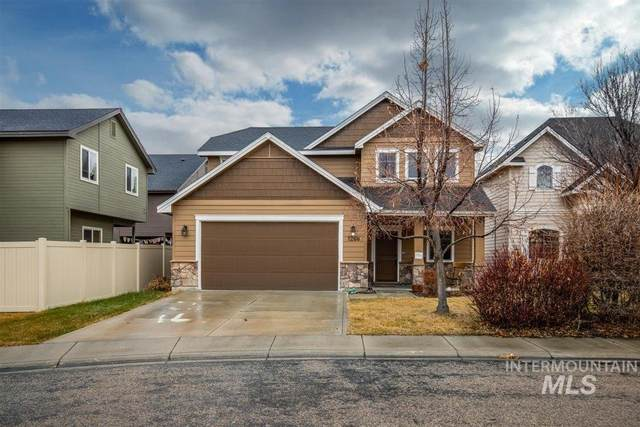 1268 W Cobblefield Ct, Meridian, ID 83646 (MLS #98790871) :: Full Sail Real Estate